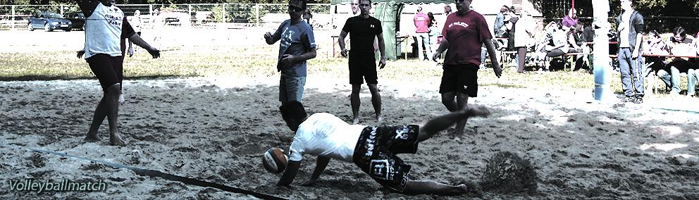 Volleyballmatch